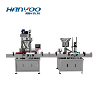 FTS Automatic Powder Filling Machine