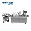 GX-4 Automatic Liquid Filling Capping Machine
