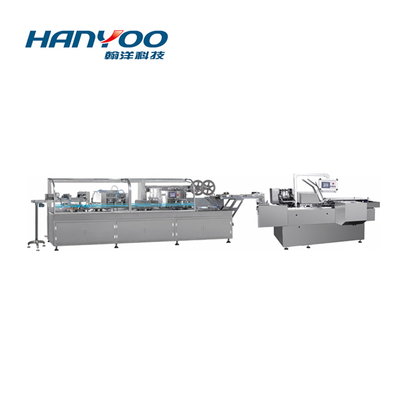 DZL-270 Automatic Blistering Cartoning Packaging Line