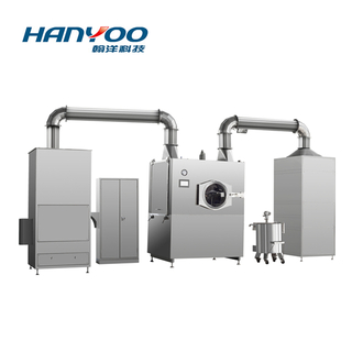 BG High Efficiency Coating Machine