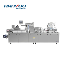 DPP-170/270/360F Automatic ALU-PVC-ALU Blister Packing Machine